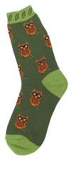 Allover Owls Women;s Socks