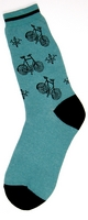 Vintage Bikes Womens Socks