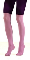 Purple Pink Signature Cotton Tight
